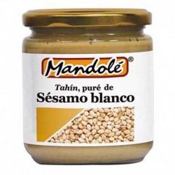 PURÉ DE SÉSAMO BLANCO 325 GR. MANDOLÉ