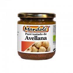 PURE TOSTADO DE AVELLANA 325g MANDOLÉ