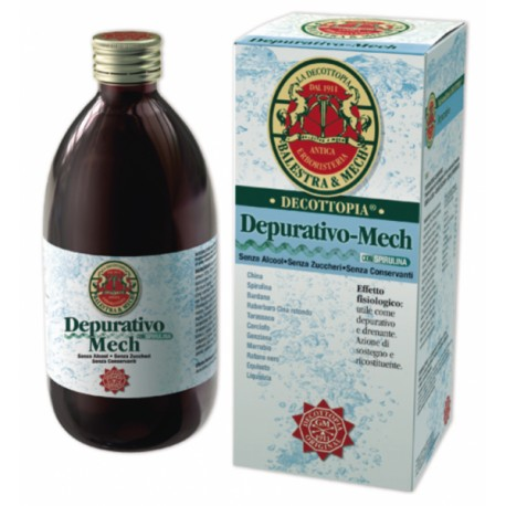 DEPURATIVO-MECH 500ML DECOTTOPIA