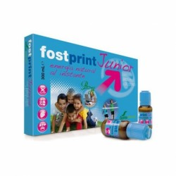 FOST PRINT JUNIOR SABOR FRESA 300ml soria natural