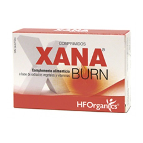 XANA BURN, 20 COMP HERBOFARM