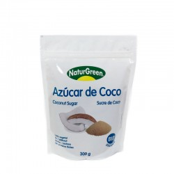 AZUCAR DE COCO NATURGREEN 300 GR