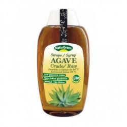 sirope de agave crudo 500 ml naturgreen