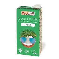 LECHE DE COCO ORIGINAL 1L. ECOMIL