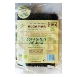 ESPAGUETI DE MAR ALGAMAR 100GR. ALGAMAR