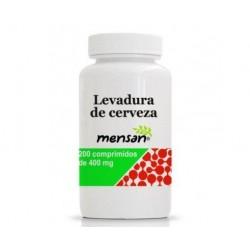 LEVADURA DE CERVEZA 400MG 200 COMP MENSAN