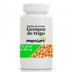 Perlas Germen de Trigo 500 mg. 110 ud mensan
