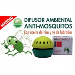 DIFUSOR AMBIENTAL 150ML HFMOSKITO