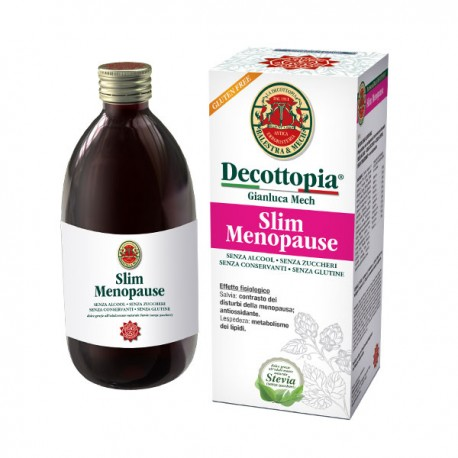 SLIM MENOPAUSE DECOTTOPIA  2ª Ud. -50%