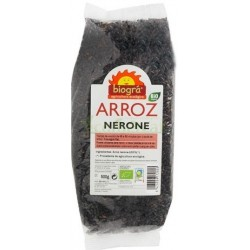 ARROZ NERONE 500GR   BIOGRÁ