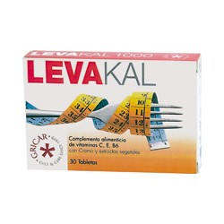 LEVAKAL 1000 30 TABL. HERBOFARM