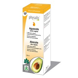 ACEITE BIO AGUACATE 100ML PHYSALIS