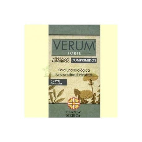 VERUM FORTE 80comp PLANTA MEDICA
