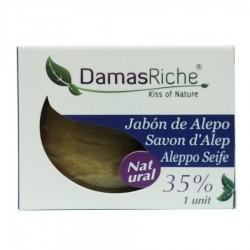 JABON ALEPO 35% LAUREL DAMASRICHE