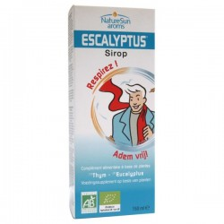 JARABE ESCALYPTUS NATURESUN 150 ML