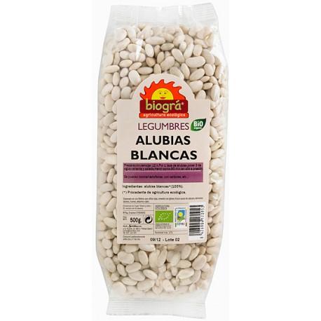 ALUBIAS BLANCAS 500GR BIOGRÁ