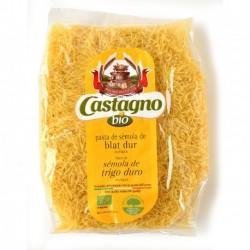 FIDEOS DE TRIGO 500GR CASTAGNO