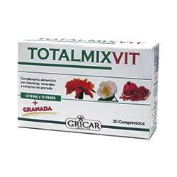 TOTALMIXVIT 30comp GRICAR