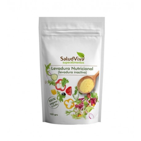 LEVADURA NUTRICIONAL 125 GR SALUD VIVA