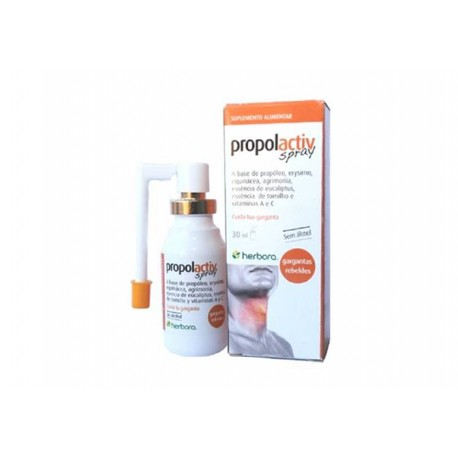 PROPOL ACTIV SPRAY 30ML. HERBORA