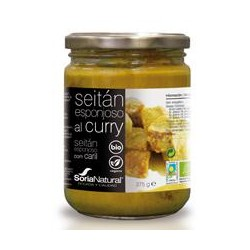 SEITÁN ESPONJOSO AL CURRY SORIA NATURAL