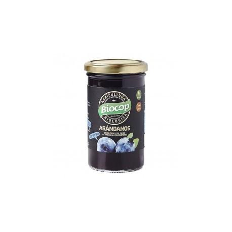compota de arandanos, 280 g biocop