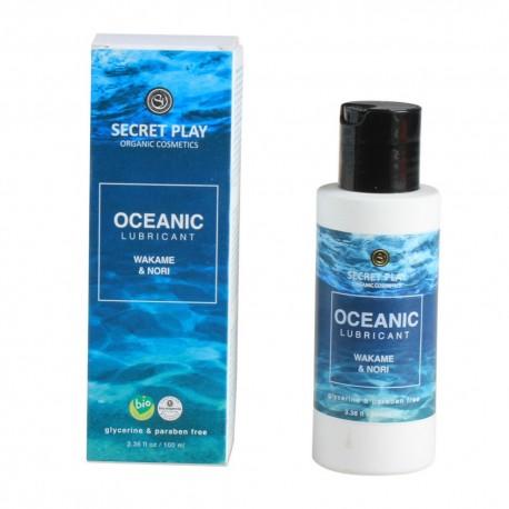 LUBRICANTE OCEANIC WAKAME 100ML LOVE ORGANICS