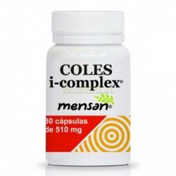 COLES I-COMPLEX 30 CAPSULAS DE 510GR. MENSAM
