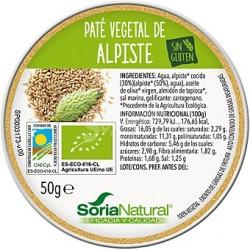 PATE DE ALPISTE 50 GR SORIA NATURAL