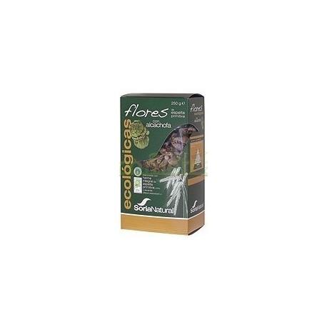 FLORES INT. CON ALCACHOFA 250GR SORIA NATURAL