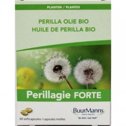 ACEITE DE PERILLA 60 PERLAS BUURMANS
