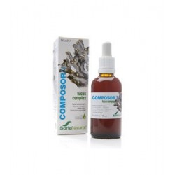 COMPOSOR 21 - FUCUS COMPLEX SORIA NATURAL 50ML