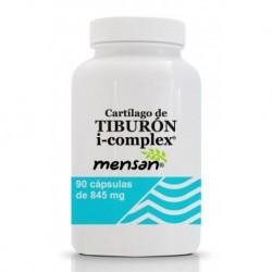 CARTÍLAGO DE TIBURÓN 90U. DE 845MG. MENSAN