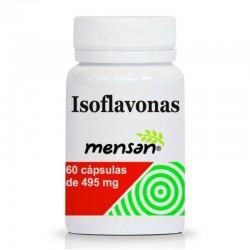 ISOFLAVONAS VEGETALES 495MG 60 CAP MENSAN