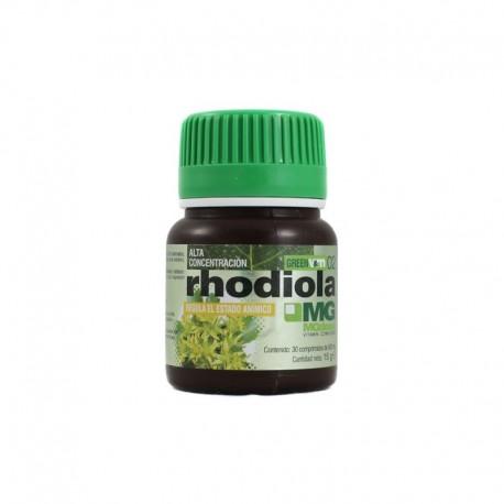 RHODIOLA 500 mg 30 comp SORIA NATURAL