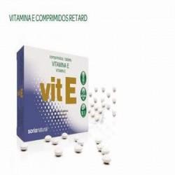 VITAMINA E SORIA ANATURAL 48 COMP
