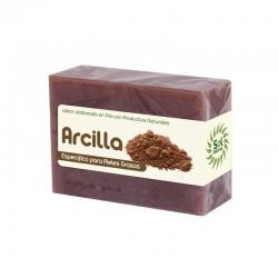 JABON ARCILLA SOL NATURAL 100GR
