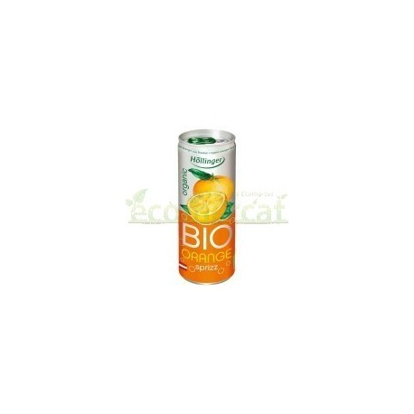 REFRESCO NARANJA 250ML HOLLINGER