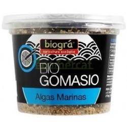 BIO GOMASIO ALGAS 100GR. BIOGRÁ