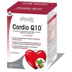 CARDIO Q10 PHYSALIS 60 COMP