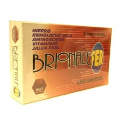 BRIONALE 20 AMPOLLAS 10 ML. NALE