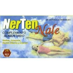 NERTEN 20 AMPOLLAS BEBIBLES . NALE