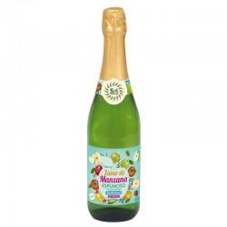 ESPUMOSO MANZANA SIN ALCOHOL 750ML SOL NATURAL