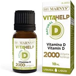 VITAMINA D 2000UI 10ML MARNYS