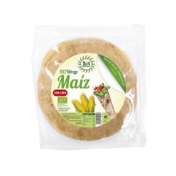 WRAP DE MAIZ 160G SOL NATURAL