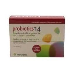 PROBIOTICS 14. HERBORA