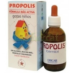 PROPOLIS GOTAS PARA NIÑO 50ML. GRICAR