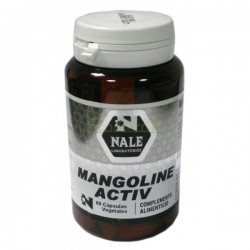 MANGOLINE ACTIV 60 CAP.  525MG. NALE