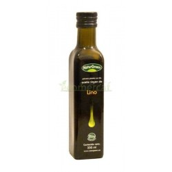 ACEITE VIRGEN DE LINO 500ML. NATURGREEN