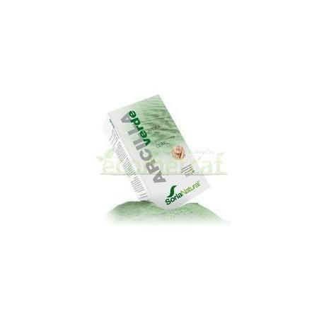 ARCILLA VERDE 250GR. SORIA NATURAL